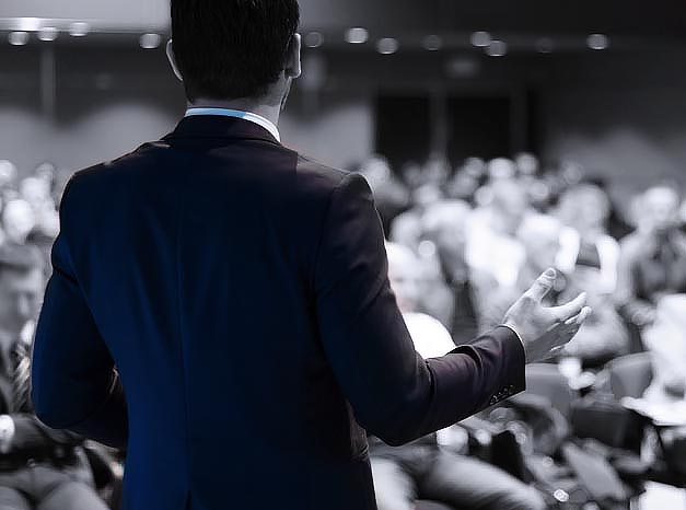 How to Become a Public Speaker